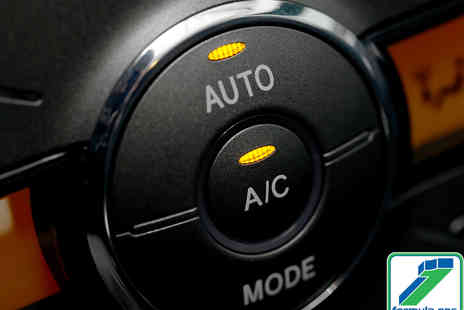 Formula One Autocentres - Air Conditioning Re Gas With Air Con Clean Option - Save 41%