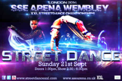 Street Dance XXL - Tickets to The Street Dance XXL Championships 2014  - Save 29%