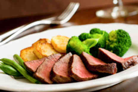 Galvin Brasserie De Luxe - Refined Sunday Roast with Wine for Two  - Save 50%