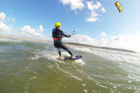 514 Elemental - Exhilarating Introduction to Kitesurfing or Land Kite Sports - Save 51%