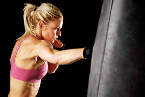 Pink Punch Fitness - Ten box fit classes with Pink Punch Fitness - Save 50%