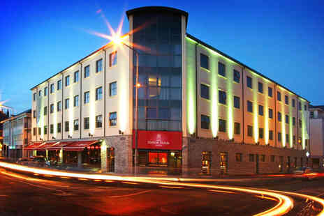 Station House Hotel - One Letterkenny Hotel Break for Two with Drink and Muffin on Arrival and Breakfast Daily - Save 42%
