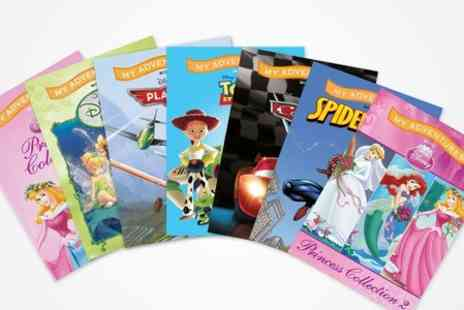 Identity Direct - Three Personalised Childrens Books - Save 47%