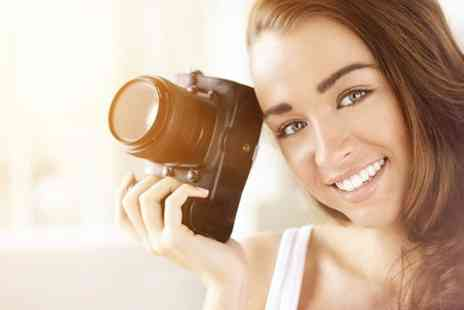 Rise Photography - Full Day  DSLR Taster Class  - Save 61%