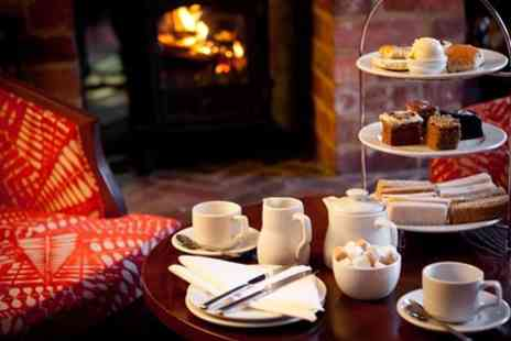 Mercure Letchworth Hall Hotel  - Afternoon Tea For Two With Bubbly - Save 55%