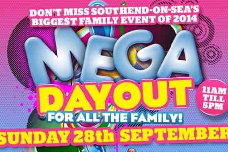 Mega Day Out -  Entry to Indoor Music Festival  - Save 40%