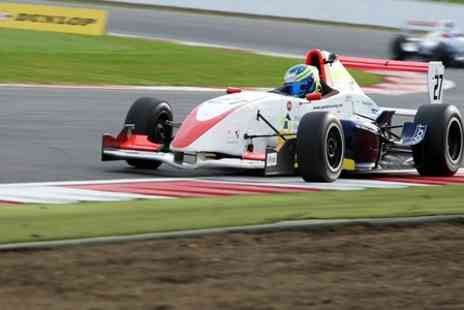 SWB Motorsport  - Single Seater Racing Car Experience With Refreshments - Save 52%