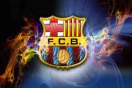 World Choice Sports - Two nights in Barcelona & a ticket for FC Barcelona vs Sevilla  - Save 51%