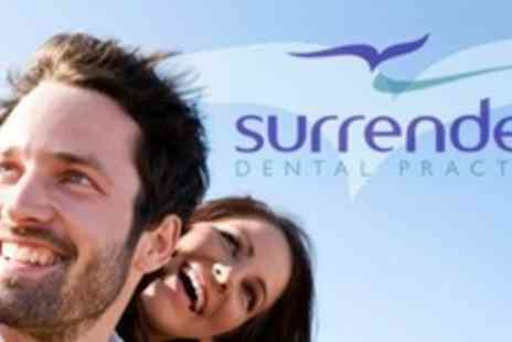 Surrenden Dental Practice - Full Dental Consultation With Scale And Polish - Save 78%