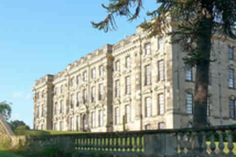 Stoneleigh Abbey - Entry to Stoneleigh Abbey and Grounds with a Choice of Tour - Save 13%