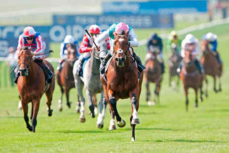 Newmarket Racecourse - Two Grandstand Standard Raceday tickets for a day - Save 48%