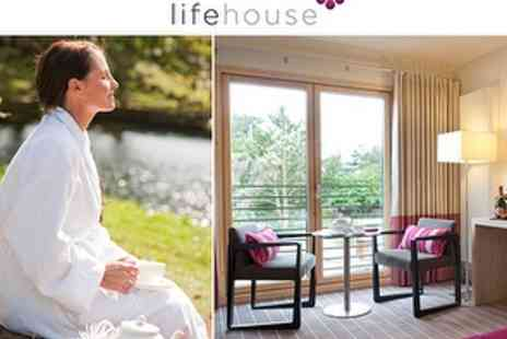 Lifehouse - Spa Retreat inclusive of 50 minute Choice of Treatment and all meals - Save 53%