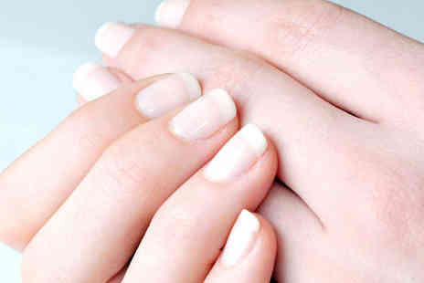 Time for Beauty - Express Manicure Facial with Glycolic Peel or Japanese Manicure  - Save 50%