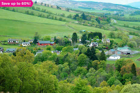 Bridge of Cally Hotel - The Outdoors Life in Rugged Perthshire - Save 60%
