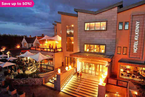 Hotel Kilkenny - One night Break for two in Historic Kilkenny - Save 49%