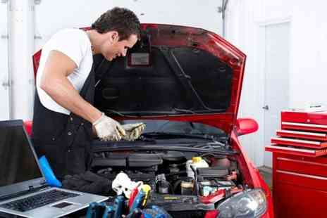 TMC Garage - MOT Test  54 Point Service or Both  - Save 74%