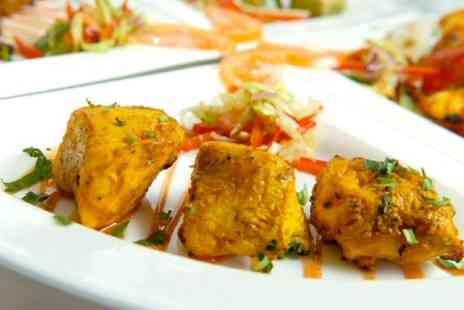 Le Spice Merchant - Three Course Indian Meal For Two - Save 50%