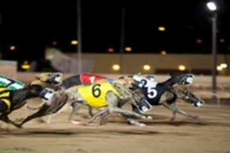 Poole Greyhounds - Night at the Dogs With Hot Dog and Drink For Four - Save 64%