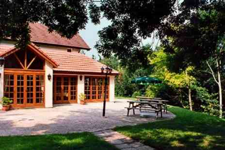 Lyncombe Lodge Hotel - One Night Stay For Two With Breakfast  - Save 50%