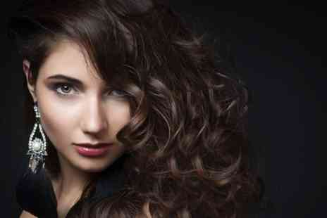 New Image Hairdressing Salon - Cut and Finish  Plus Highlights or Colour  - Save 50%