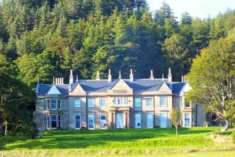 Raasay House Hotel - One Night stay For Two With Breakfast and Afternoon Tea  - Save 45%