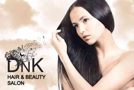 DnK Hair and Beauty Salon - Kera Straight Brazilian Hair Straightening Treatment for £69 - Save 66%