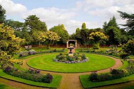 Wentworth Castle Gardens -  Entry to Wentworth Castle Gardens for 2  - Save 56%