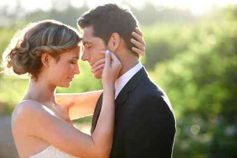 Glenn Hickson Photography - Wedding photography package including 100 images  - Save 51%