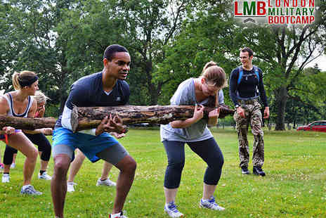 London Military Bootcamp - One Month Unlimited Boot Camp on Clapham Common - Save 50%