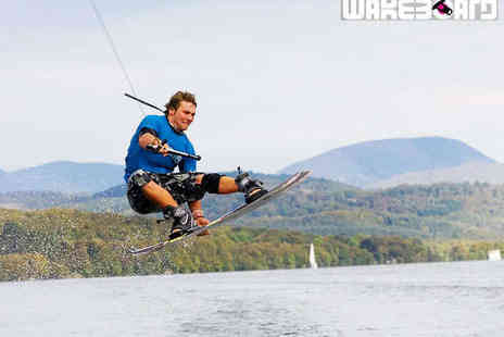 Loch Lomond Wakeboard - Beginners Learn to Ride Wakeboarding Package - Save 70%