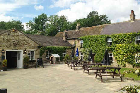 The Old Mill - One Night County Durham Inn Stay for Two with Two Course Dinner with Glass of Wine Daily Breakfast - Save 50%