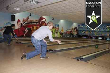 The Dunes - Bowling For Up to Six With Slider Burgers  - Save 84%