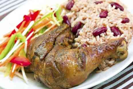 Jamaican Street Food - Caribbean Combo Feast For One - Save 50%