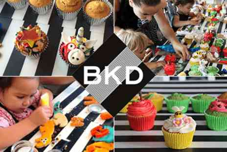 BKD London - BKD Kids Baking Class - Save 50%