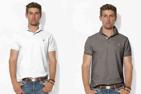 Intriangle Solutions - Ralph Lauren Mens Polo Shirts in Choice of Colours - Save 59%