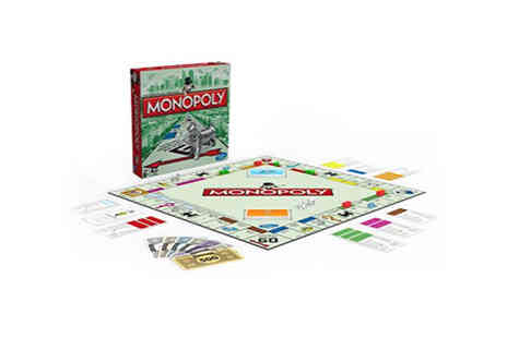 World Spinners - Monopoly Board Game - Save 47%
