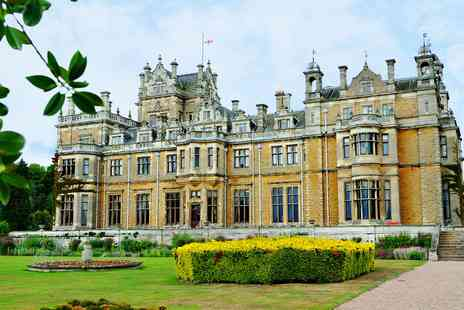 Thoresby Hall - Spa Day for 2 with Lunch & Rhassoul in Notts  - Save 66%