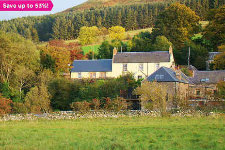 The Farmhouse - Get a Feel for the Country in the Rugged Scottish Borders - Save 53%