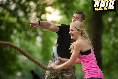 Commando Active - Ten Boot Camp Classes - Save 85%