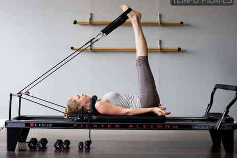 Tempo Pilates WC2 - Five Reformer Pilates Classes - Save 62%