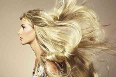 Touch Spa  - Wash and Blow Dry  With Cut  and Conditioning  - Save 50%