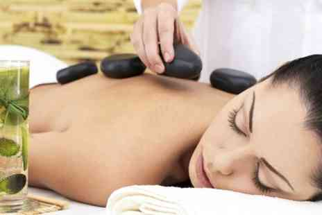 Sugar Rush  - Choice of Massage or Back  Neck and Shoulder Massage and Indian Head Masage  - Save 49%