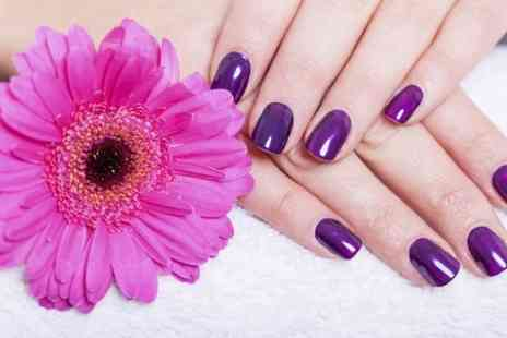 Beauty By Yasmin - Shellac Manicure For One  - Save 60%