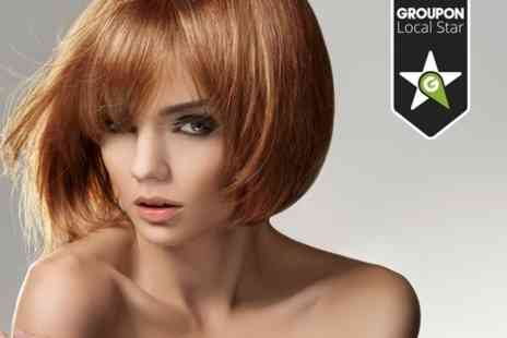 Sui Generis World - Cut and Blow Dry With Full Colour or Highlights - Save 48%