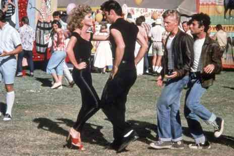 St Donats Arts Centre - Open Air Screening of Grease For One  - Save 50%