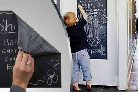 E-Best - Self Adhesive Blackboard - Save 65%