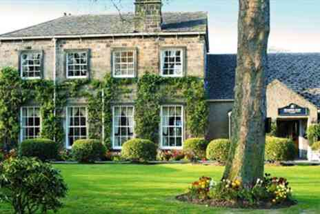 The Devonshire Arms Hotel - Overnight accommodation for two in a Wharfdal - Save 25%