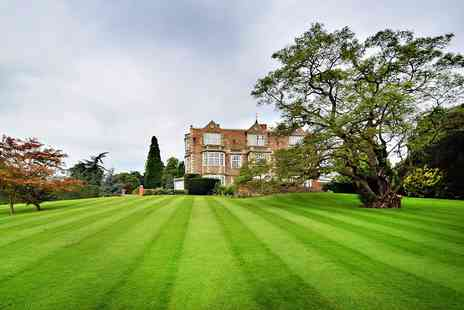 Goldsborough Hall - Five Course Dinner for Two - Save 36%