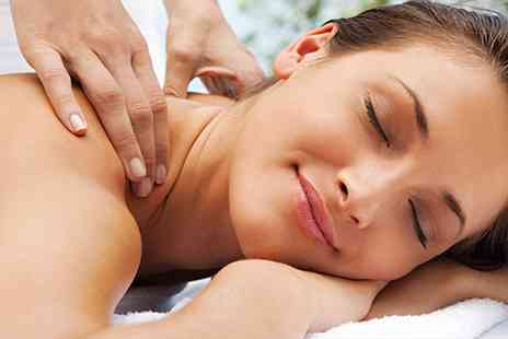 Diamond Beauty and Spa - Spa Package for two including 30 Minute Massage - Save 49%