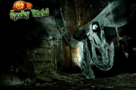 Apple Jacks Adventure Park - Evening Entry to Spooky World - Save 37%